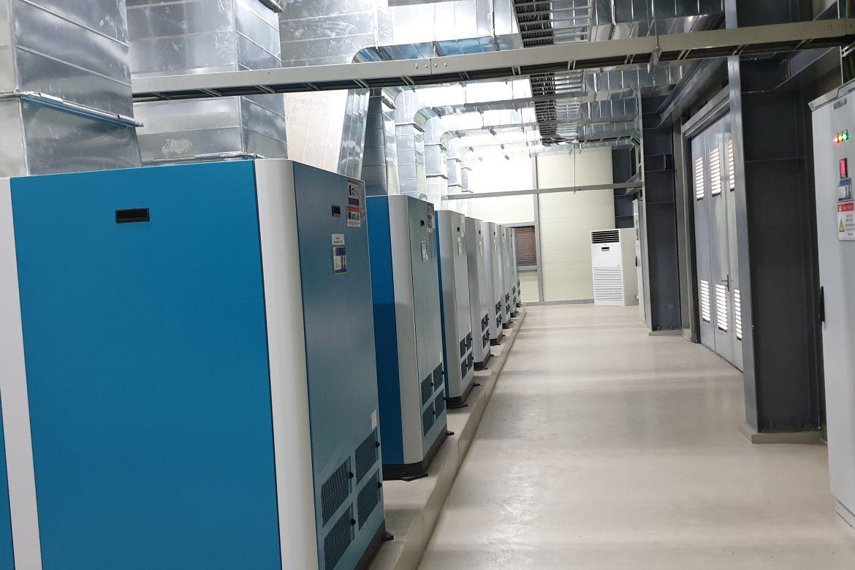 GRH3-100 Air compressor